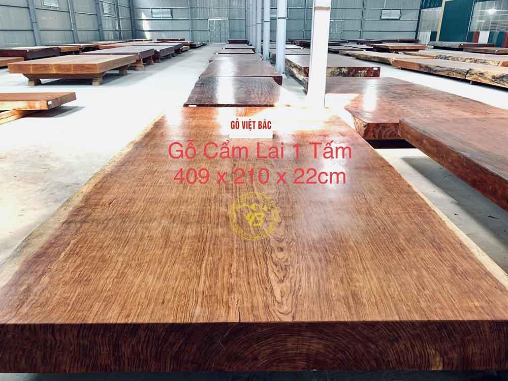 Chiếu phản gỗ 1 Tấm Gỗ Cẩm Lai siêu Vip CN409 1