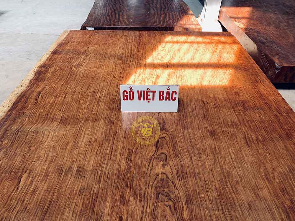 Chiếu phản gỗ 1 Tấm Gỗ Cẩm Lai siêu Vip CN409 2