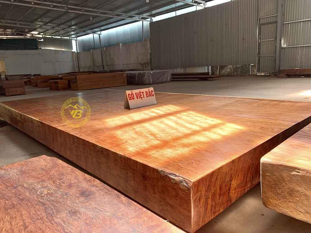 Chiếu phản gỗ 1 Tấm Gỗ Cẩm Lai siêu Vip CN409 3